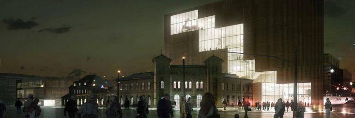 Nasjonalmuseet for kunst, arkitektur og design har siden sammenslåingen av Arkitekturmuseet, Nasjonalgalleriet, Kunstindustrimuseet, Museet for samtidskunst og Riksutstillingen i 2003, vært et statlig, norsk museum. Nasjonalmuseets visjon er å konservere, stille ut og formidle nasjonens...