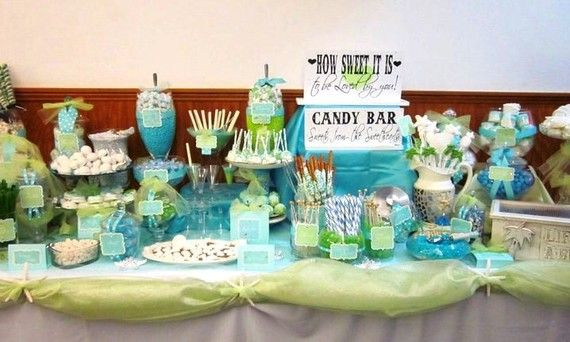 How Sweet It Is To Be Loved By You or Candy Bar Sweets from the Sweethearts with a Base, Hearts and Polka Dots. Reception Table Sign. #EasyNip