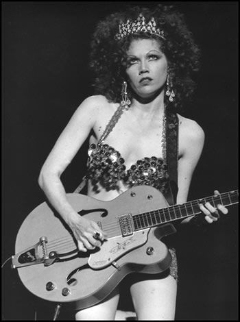 Poison Ivy, The Cramps
