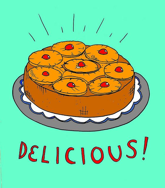 Cake Images Down : 17 Best images about Cake ~ Upside-down on Pinterest ...
