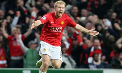 Paul Scholes tribute!