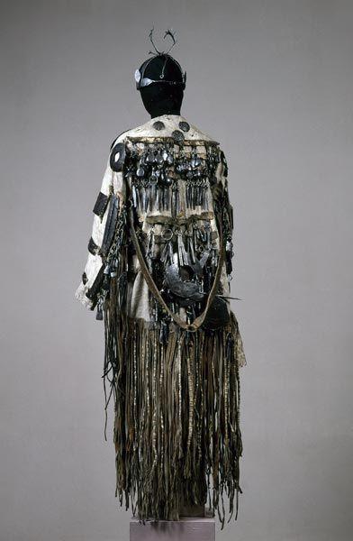 Siberian shaman's robe