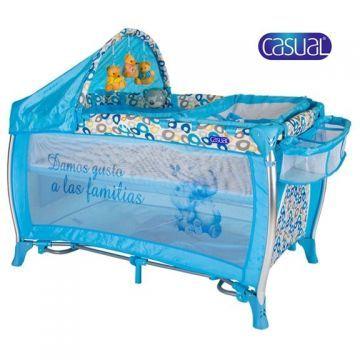 ''Casual Brava Lüks Oyun Parkı (70x120 Cm) Mavi'' gibi diğer ''Casual'' ürünleri de sizi ''Oyun Parkları ve Park Yataklar'' reyonlarında bekliyor | Online Çarşınız: İstanbulÇarşısı.com
