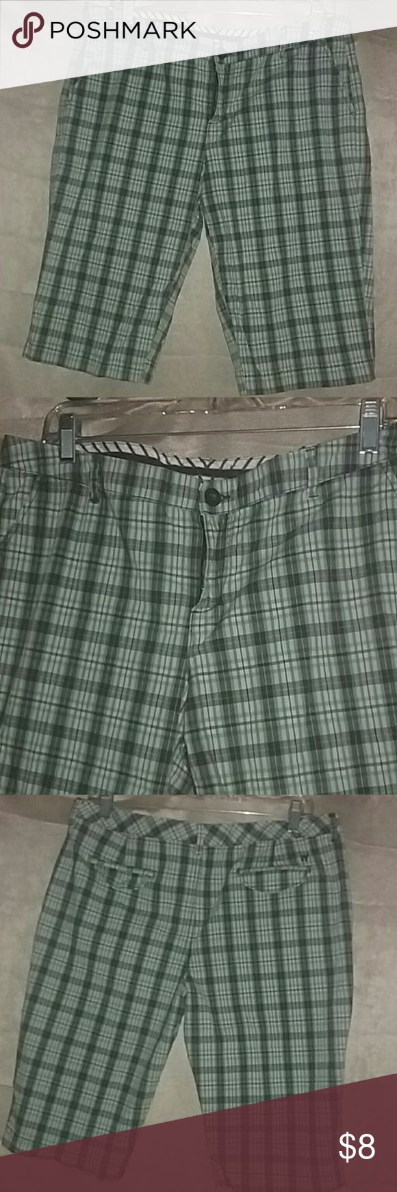 Red Camel Shorts 99% cotton 1% spandex worn once Red Camel Shorts