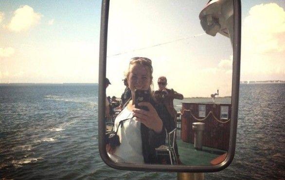 De redactie van DagjeWeg.NL is er klaar voor: kom maar op met die bruinvissen! #DWelfie http://www.dagjeweg.nl/nieuwsredactie/19636/Op%20jacht%20naar%20de%20bruinvis