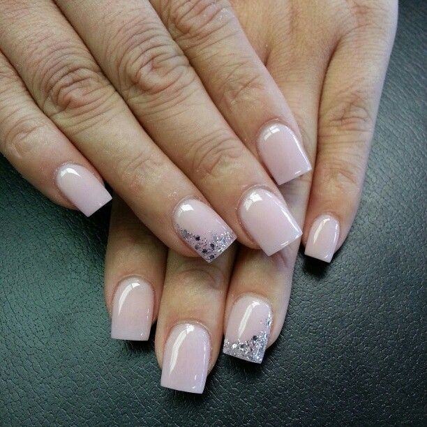 @thenailboss on instagram simple and elegant nail art