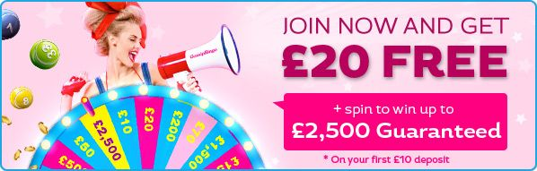 Want Something To Gossip About? Then check this out, The Gossip Bingo promotion, For a first deposit to new players only of just £10 you could win £2,500 before you even get to play any of the excellent games on offer and as well as this you will have already received a 200%  welcome bonus. http://www.initto-winit.com/bingo/gossip-bingo/