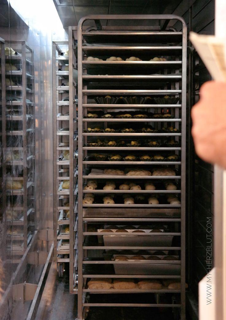 Modernste Kühltechnik in der John Baker Ltd. ermöglichen eine Produktion am Nachmittag für den folgenden Tag.
