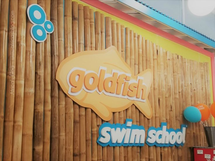 Goldfish Swim School – NOT your average swimming lessons