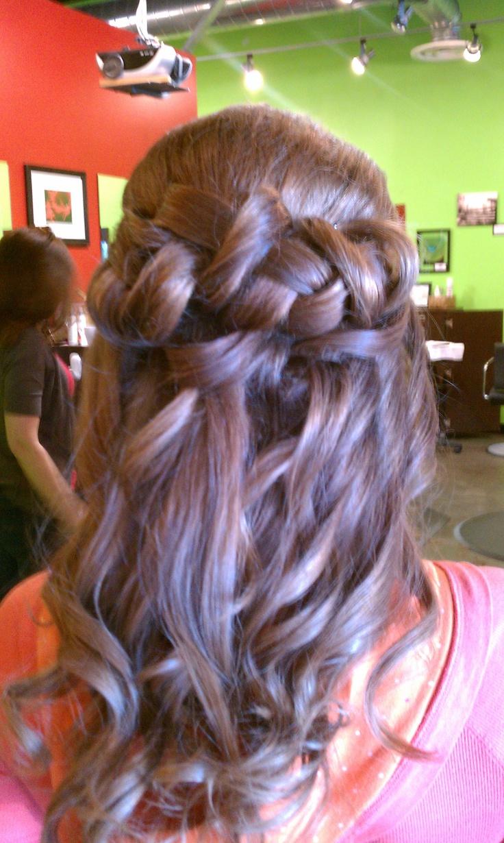 updoHair Ideas, Hair Beautiful, Hairstyles, Bridesmaid Hair, Hair Makeup, Hair Beautyful Health, Hair Style, Braids Hair, Updo Hair