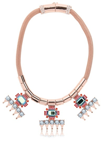 the statement necklace to end all statement necklaces from Mawi
