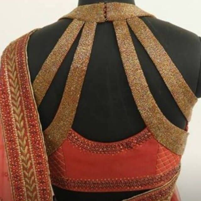 Latest Saree Blouse Designs Images Only For You
