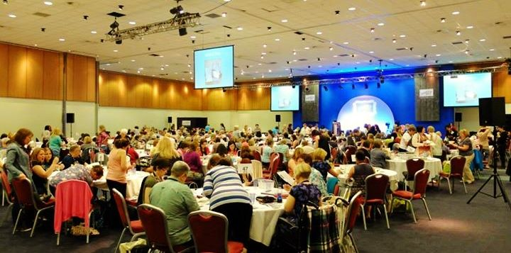 A full house for the 2014 regional in Telford!