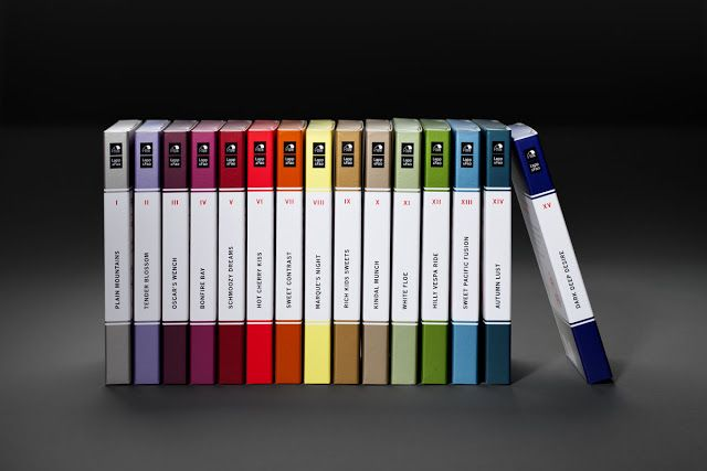 Lapp & Fao Chocolate Books on Packaging of the World - Creative Package Design Gallery