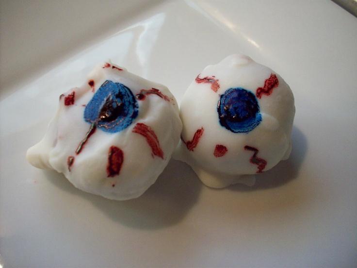 Eye (Cake) Balls