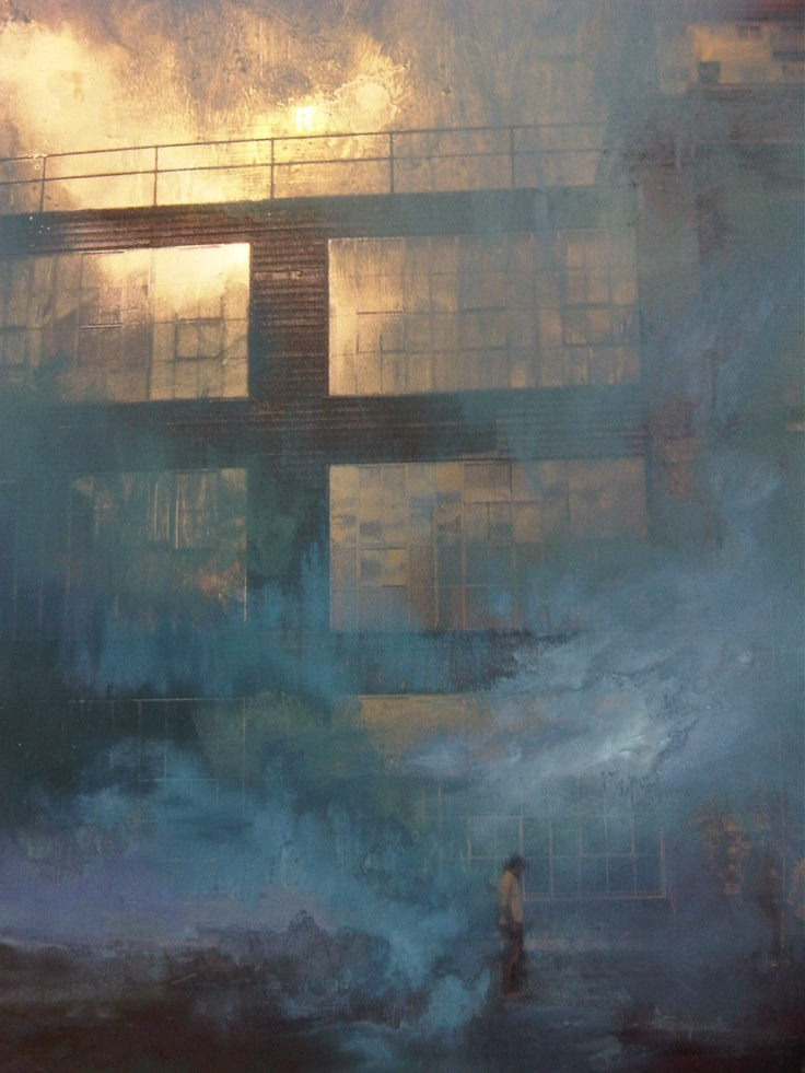 From the Darkened Dawn by Charlie Calder Potts: Turner Style