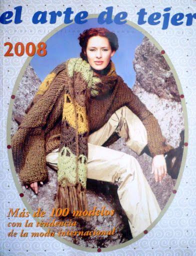 El Arte de Tejer 2008 Tejido - Melina Tejidos - Picasa Webalbumok