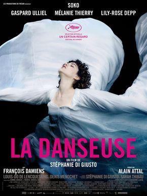 La Danseuse, un film à la grâce fulgurante