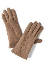 Cinnamon French Toasty Gloves | Mod Retro Vintage Gloves | ModCloth.com