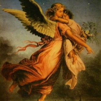 Pin By Connie Baten On Angels In Fine Art Angel Guardian Angels