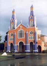 Iglesia en Chiloe