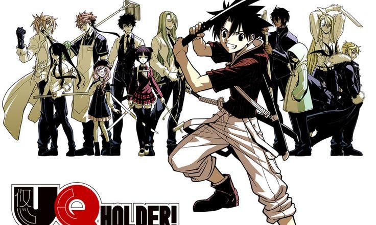 El manga de UQ Holder! añade el subtítulo de Magister Negi Magi 2