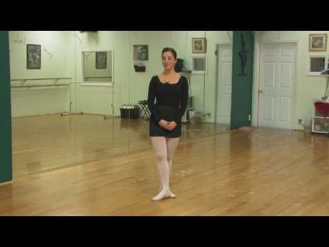 Ballet Lessons : Names of Ballet Moves & Movements