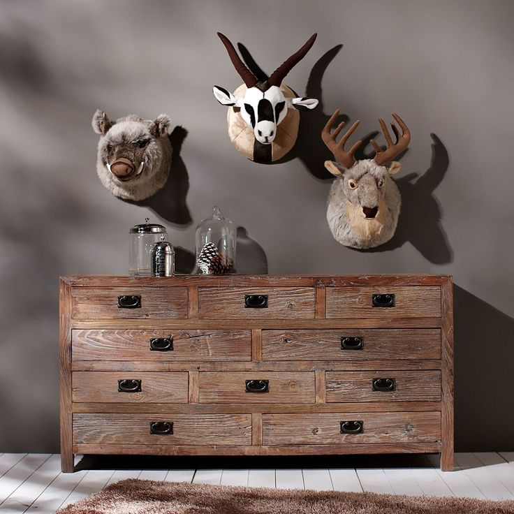 1000 ideas about hirschkopf deko on pinterest for Butlers deko