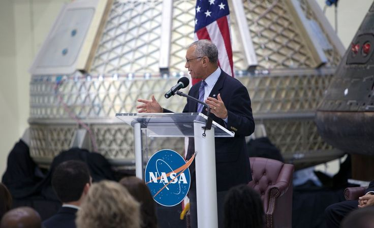 NASA's Vision for Space with Charles Bolden; Season 6, Episode 23