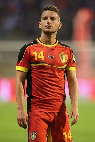 Dries Mertens (Belgium) | The 30 Hottest Bearded Men Of The World Cup