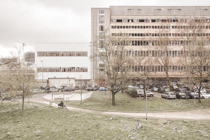 LE POSTE Sede del Mistero delle Finanze, Rogoredo Giovanni Hänninen, Città inattesa