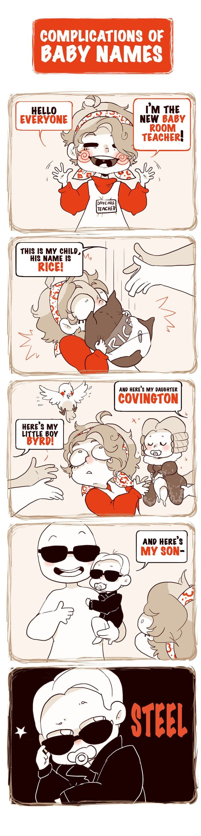 Complications of Eternal Youth :: Baby Names | Tapas - image 1