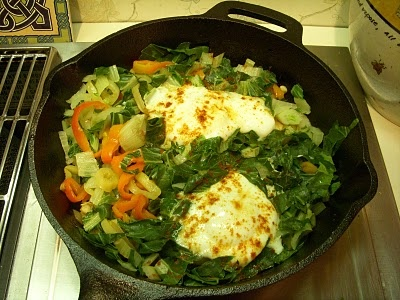 Eggs with Bok Choi | Yummies! | Pinterest | Eggs, Recipe and Html