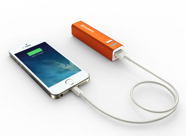 Gift idea: The Jackery® Mini Premium iPhone Charger Power Pack will give your phone an extra 10 hours of talk time or 1 full charge, who doesn't need something like this? It has great reviews, too. | Currently on sale for $20 (available in black, gold and silver finish) #holidaygifts #tech #gadgets #stockingstuffer