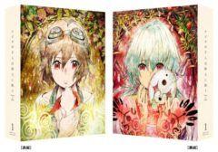Bandai Visual Reveals 'Children of the Whales' Anime DVD/BD Box Set Artwork