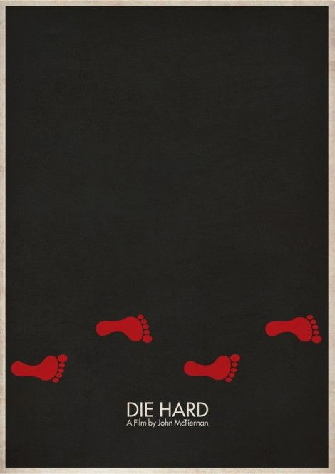 Awesome Collection of Minimalist Movie Poster Art - News - GeekTyrant                                                                                                                                                                                 More