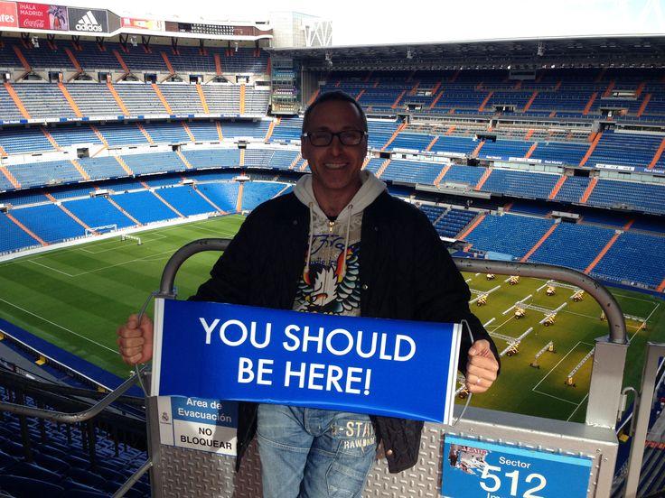 YSBH@Santiago Bernabeu, Madrid