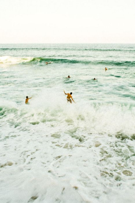 summer, waves, and fun