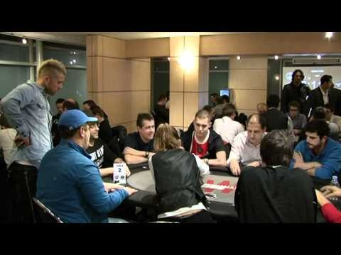 Poker Tournament with PSG players