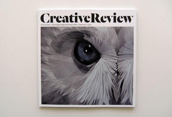 Creative Review - - Graphic Design