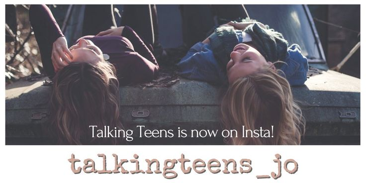 Talking Teens (@TalkingTeens1) | Twitter