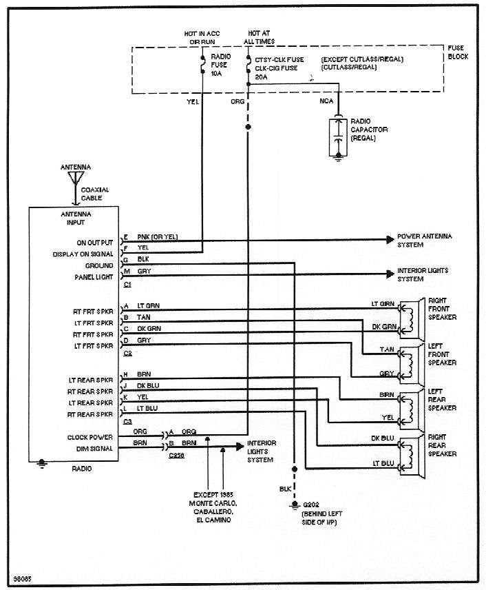 77 Fresh Delphi Dea500 Radio Wiring Diagram Delphi Electrical Wiring Diagram Radio