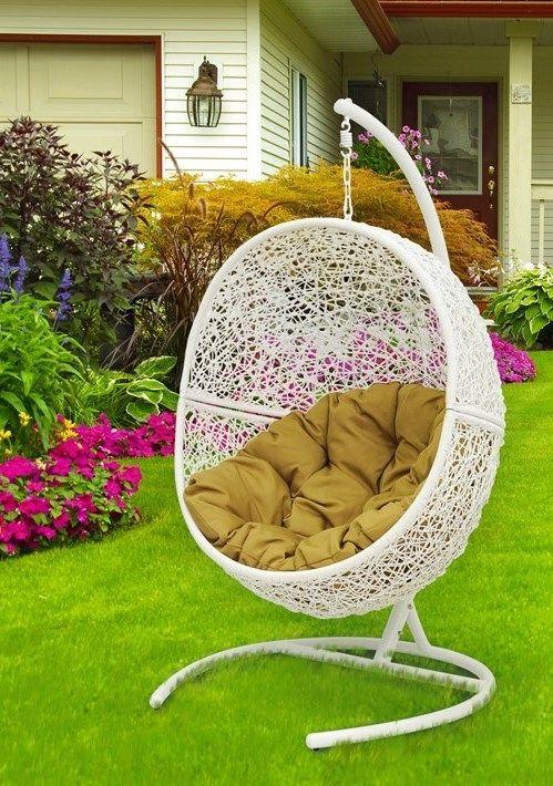 Подвесное кресло Lunar Black купить в Екатеринбурге