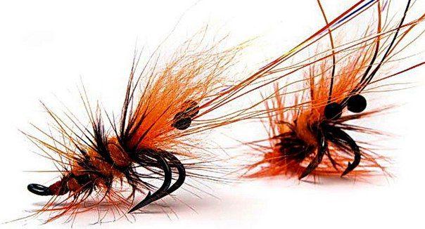Fly Tying Russia (Вязание мушек, Нахлыст, Кумжа)