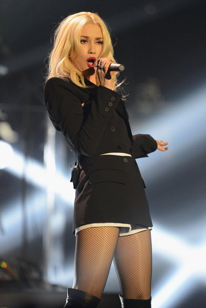 Gwen Stefani - MTV EMAs 2012