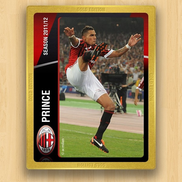 A.C. Milan Collections - Boateng Kevin-Prince