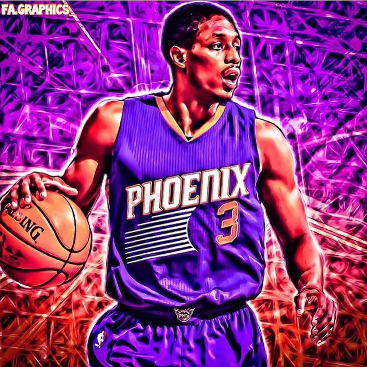 BREAKING: Suns guard Brandon Knight has reportedly torn his ACL in his left knee and could miss the whole season, according to ESPN. 📷: @fa.graphics_