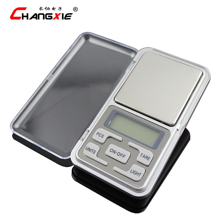 10 piece/packet 500g/0.01g Digital Pocket Scale Multifunctional Electronic Balance Scales High Precision Jewelry Kitchen Scales