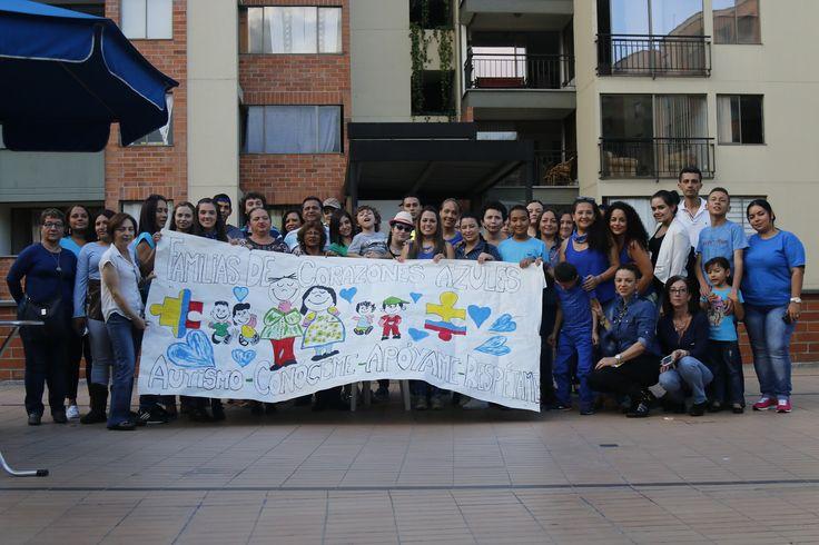 A través de la Corporación Corazones Azules demandarán una mejor atención del Estado, y buscarán ayudar a otras familias con personas autistas.