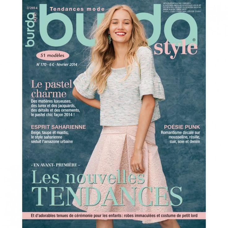 Burda Style Février 2014 - MAGAZINES